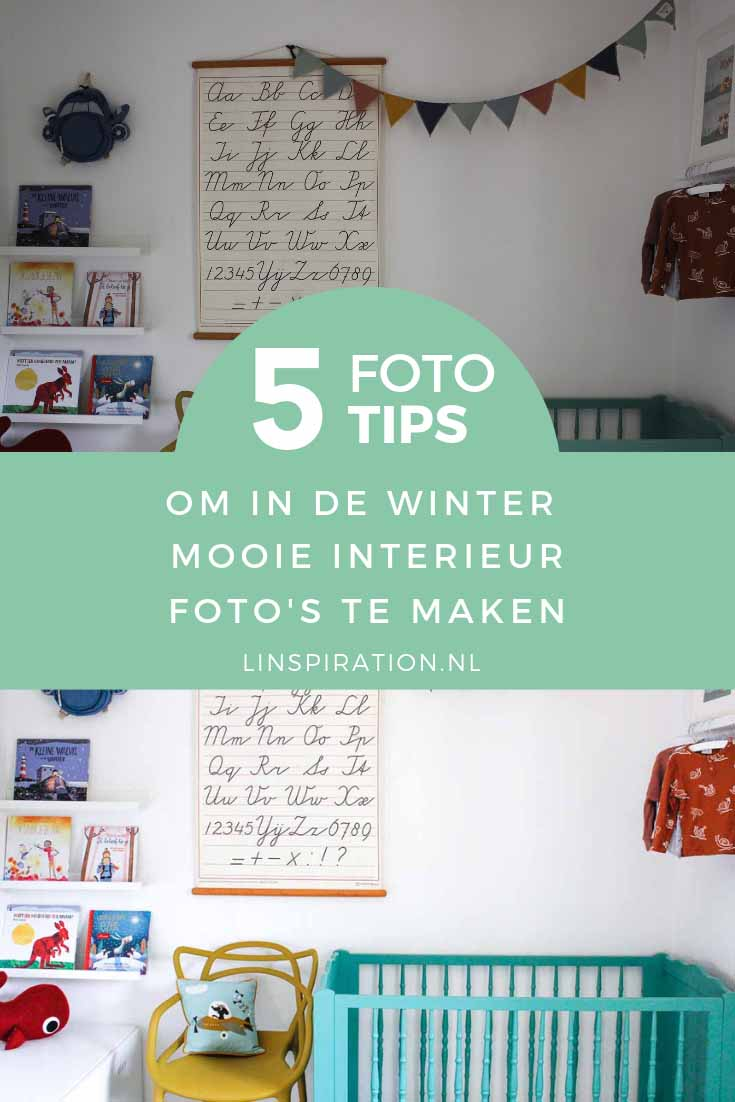 5 foto tips om in de winter mooie interieur foto's te maken