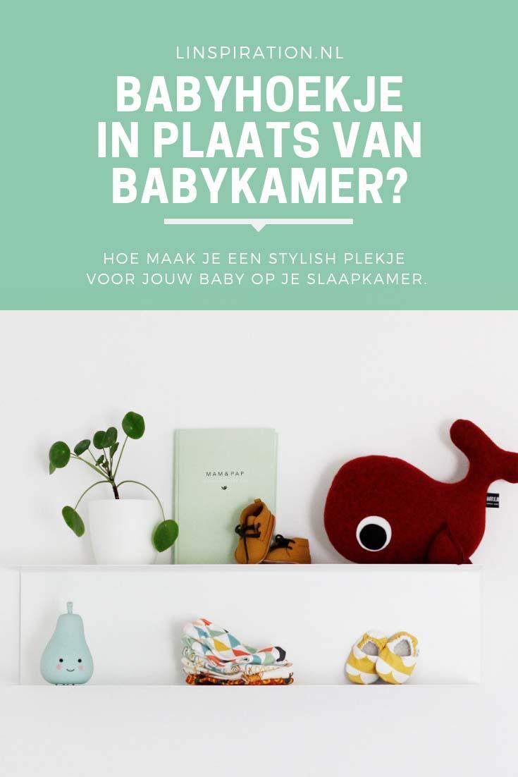 Waarom een babyhoekje in plaats van een babykamer ook handig kan zijn.