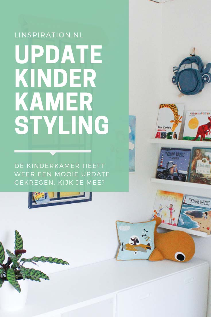 Update kinderkamer en styling tips