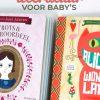 Zoek je leuke, educatieve kinder en babyboekjes die er ook nog eens mooi uitzien? Dan zijn de nieuwste boekjes van uitgeverij Karmijn een echte aanrader!