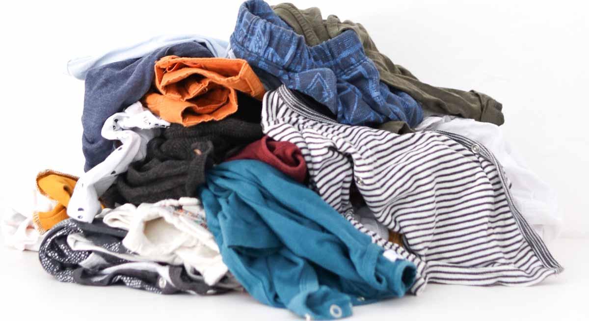 Kinder en babykleding uitzoeken met Marie Kondo