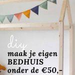 DIY maak je eigen bedhuis onder de €50