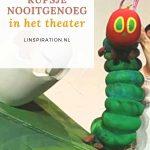 De verhalen van Eric Carle in het theater