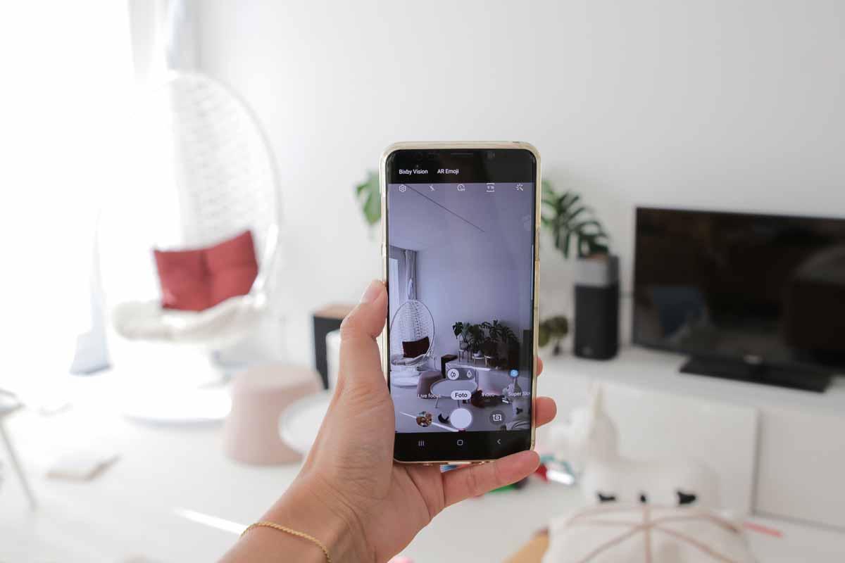 De mooiste foto's van je interieur maken met je telefoon