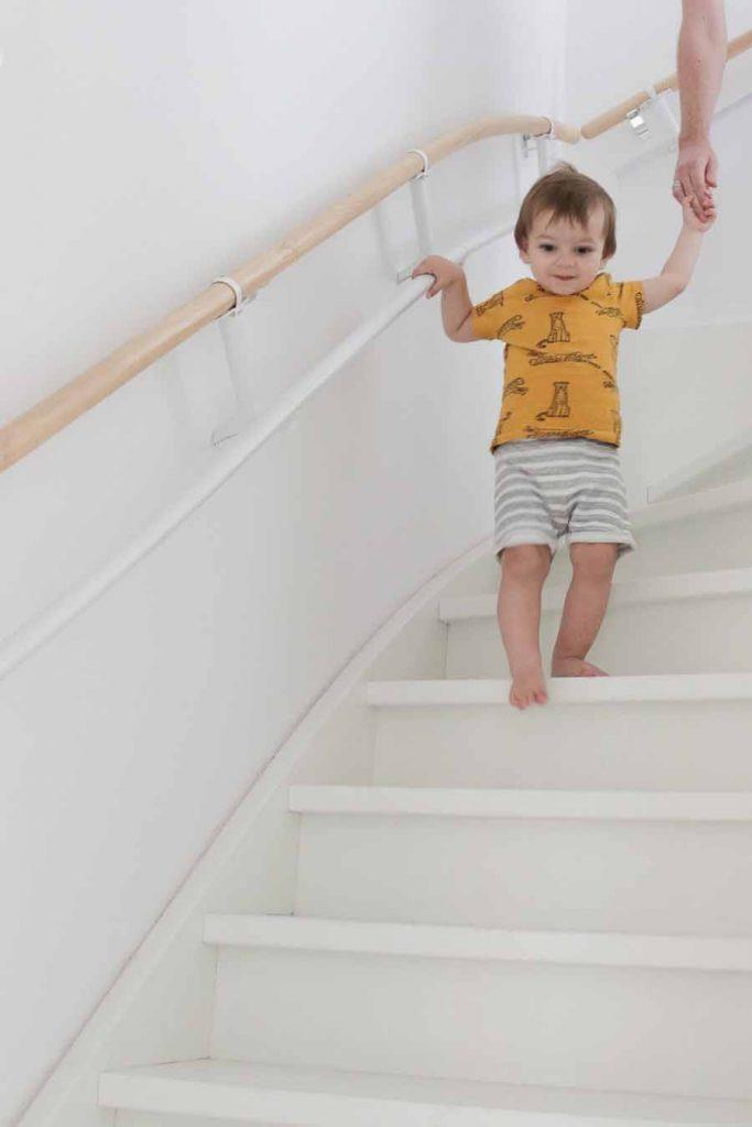 veilig traplopen dreumes