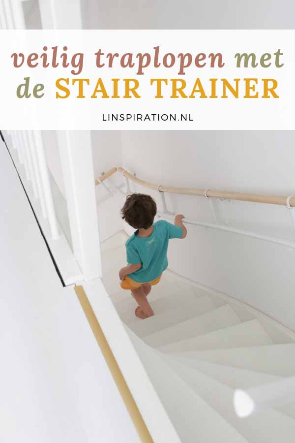 Veilig traplopen Mippaa stair trainer
