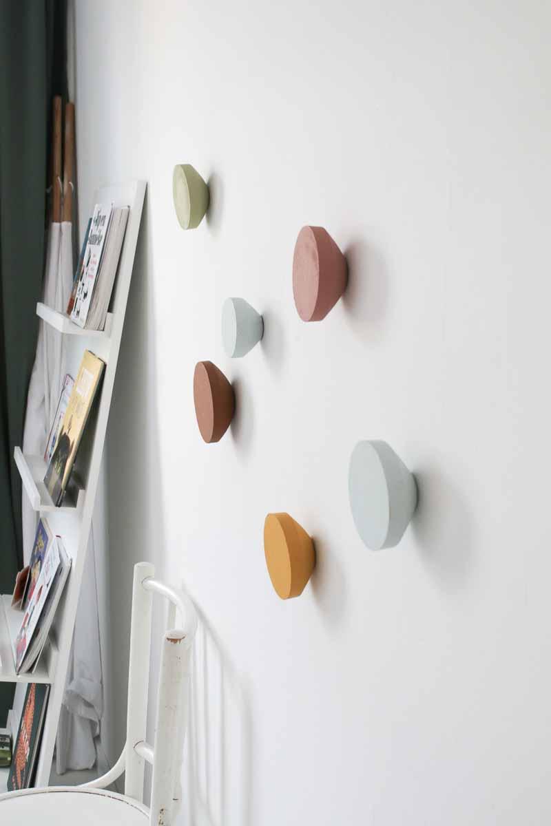 Design wandhaken DIY