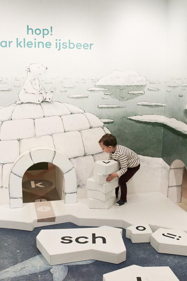 Het kinderboekenmuseum: een aanrader om met jonge kinderen te bezoeken