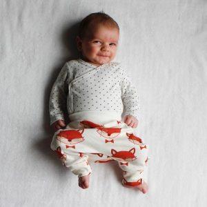 Babykleding vossenbroek