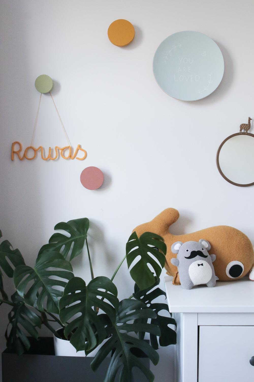 Binnenkijken in babykamer Rowas van Linspiration