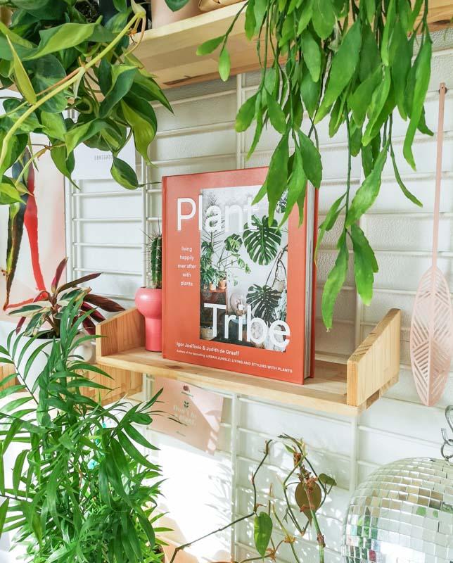 Plant Tribe het nieuwe boek voor plantenliefhebbers