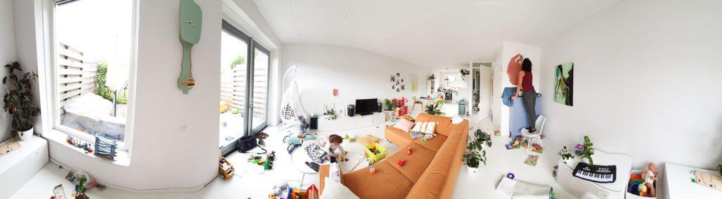 Panorama foto interieur Linspiration