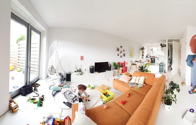 Panorama foto interieur Linspiration