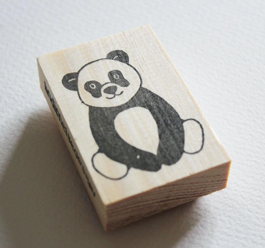 Panda stempel