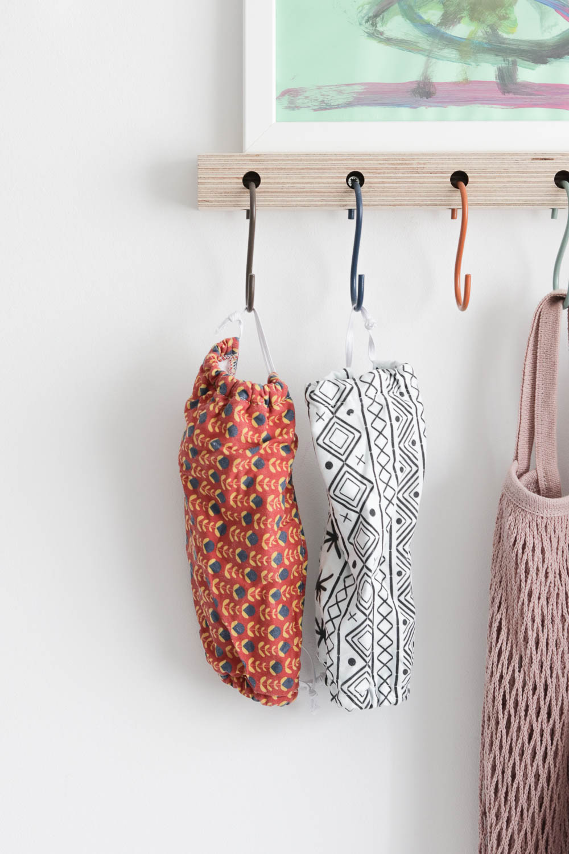 Mondkapjes zelf naaien
