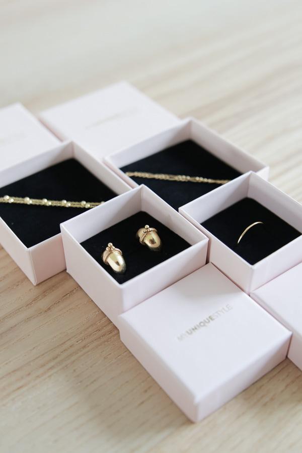 Betaalbare gouden sieraden