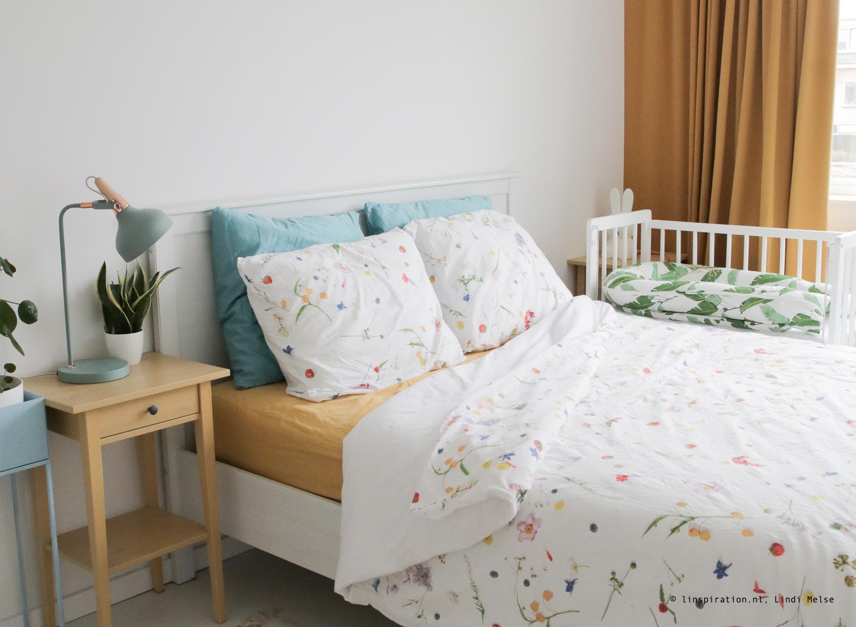 Veilig samen slapen met je baby