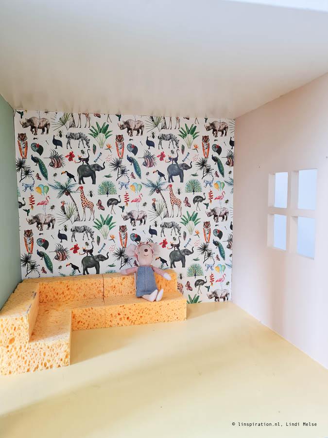 Muizenhuis woonkamer