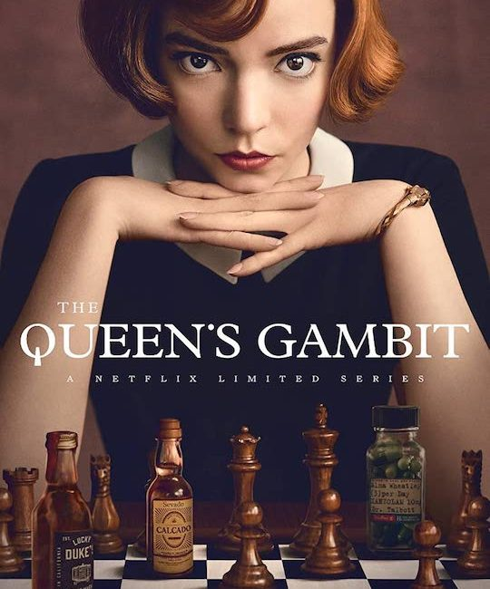 The Queen's Gambit schaakserie netflix